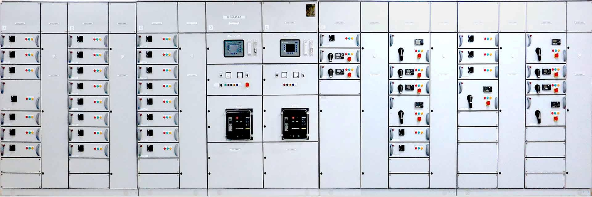 LV Electrical Panel Boards