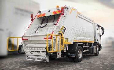 ORV serisi – Hidrolik Sıkıştırmalı Çöp Kasası