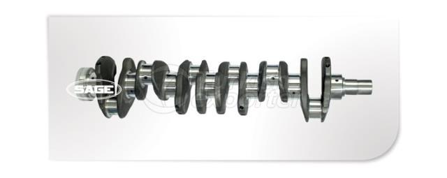 Komatsu S6d 108 Crankshafts - SG4302