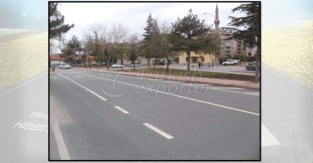 Kara Cihan Cross-Road de Meram Road