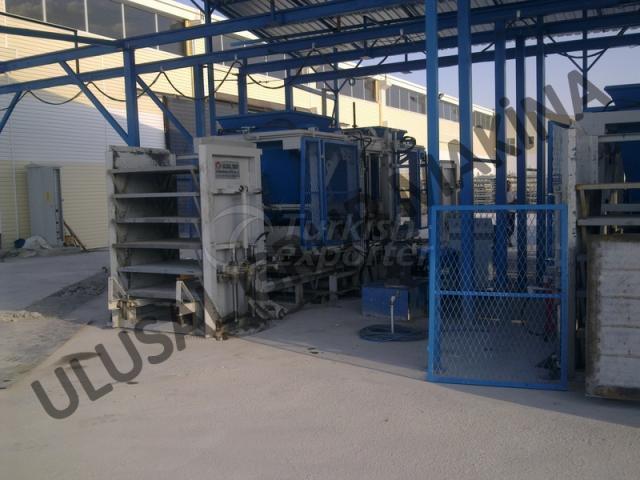UG-042 Block Making Machine
