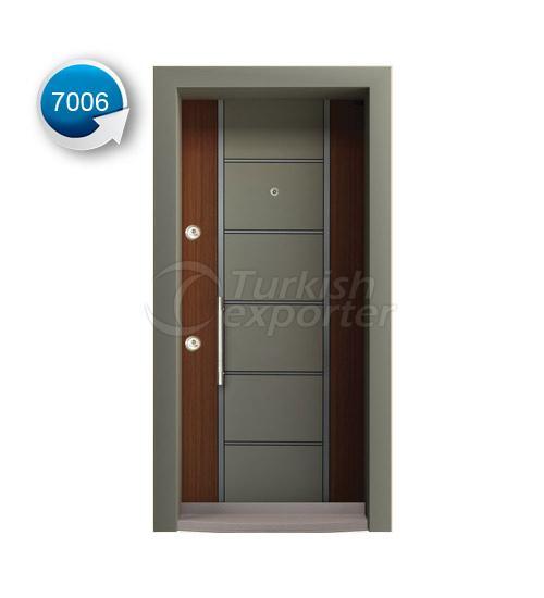 Çelik Kapı Zenth 7006