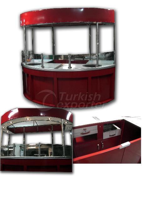 cupcorn cart