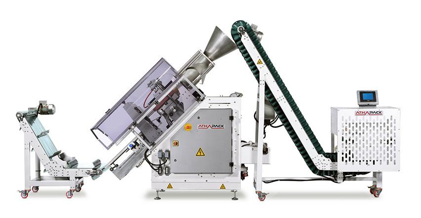 Açılı Paketleme Makinası - F26I