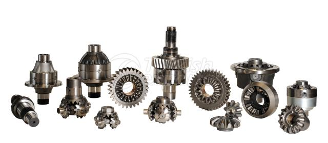 Gearbox and Differantial Gears