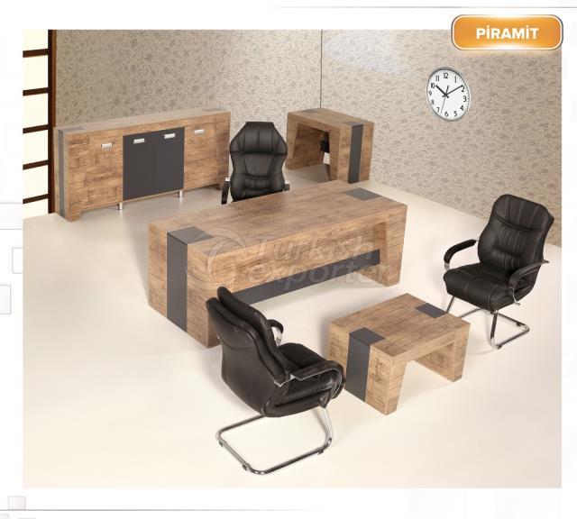 Представительский стол Piramit