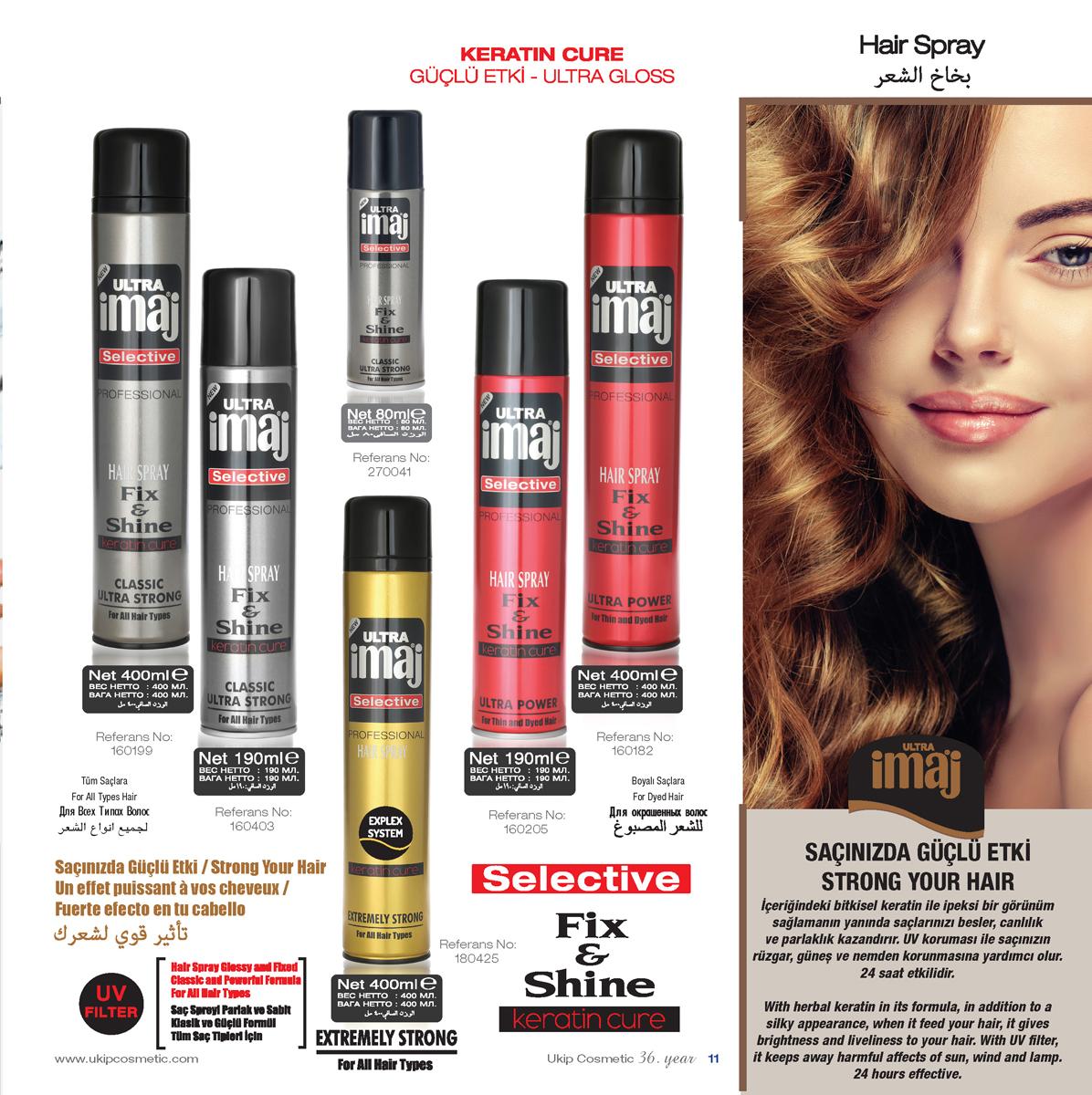 Imaj Ultra Hair Spray