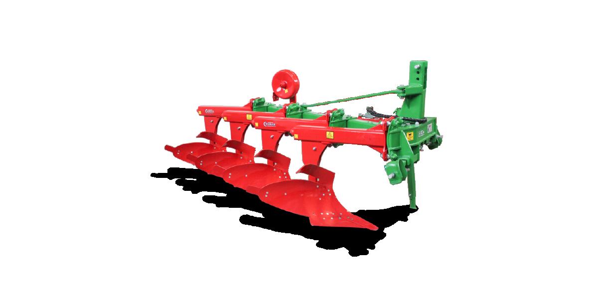 Adjustable Plough