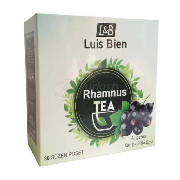 Травяной рахмановый чай Рамнуса