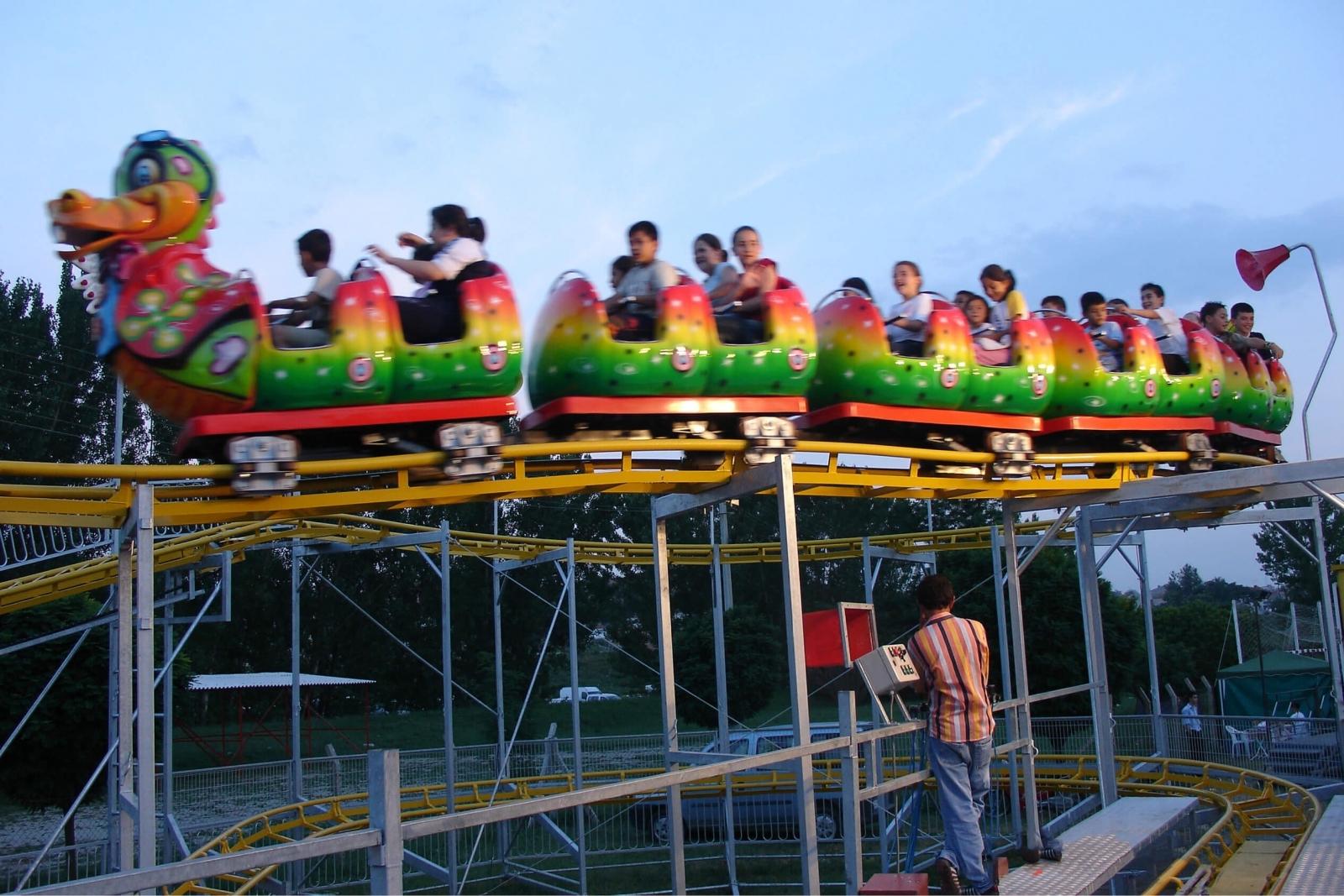 Junior Dragon Coaster