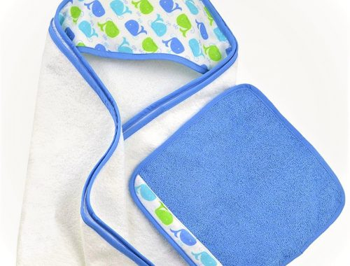 BABY TOWELS
