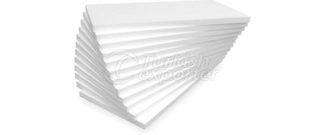 White EPS Cycling Plates