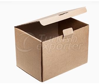 Locked Glass Box Premium