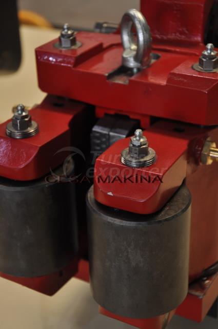 Peças de reposição de máquinas CS 4