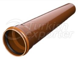 Pvc Waste Water Pipes