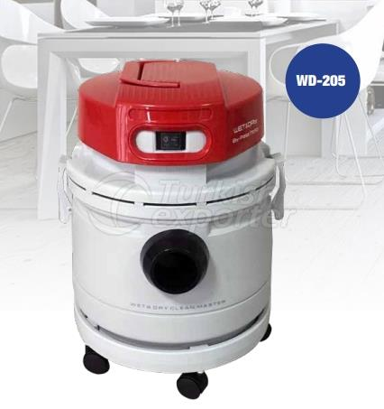 Wet-Dry Vacuum Cleaner
