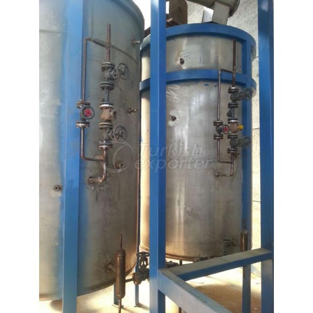 Stainless Silos and Tanks