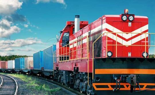 النقل بالسكك الحديدية