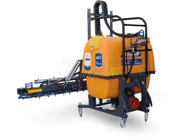 LKS-TP-800-15M-2L Sprayers Machine