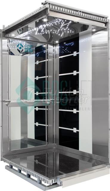 Lift Cabins B154