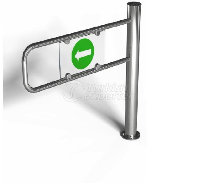 Handrail Turnstiles