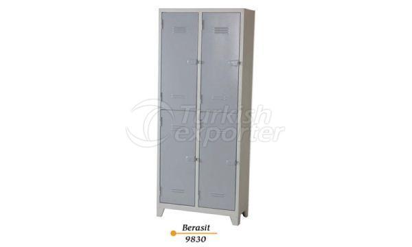 Шкафы из стали 9830