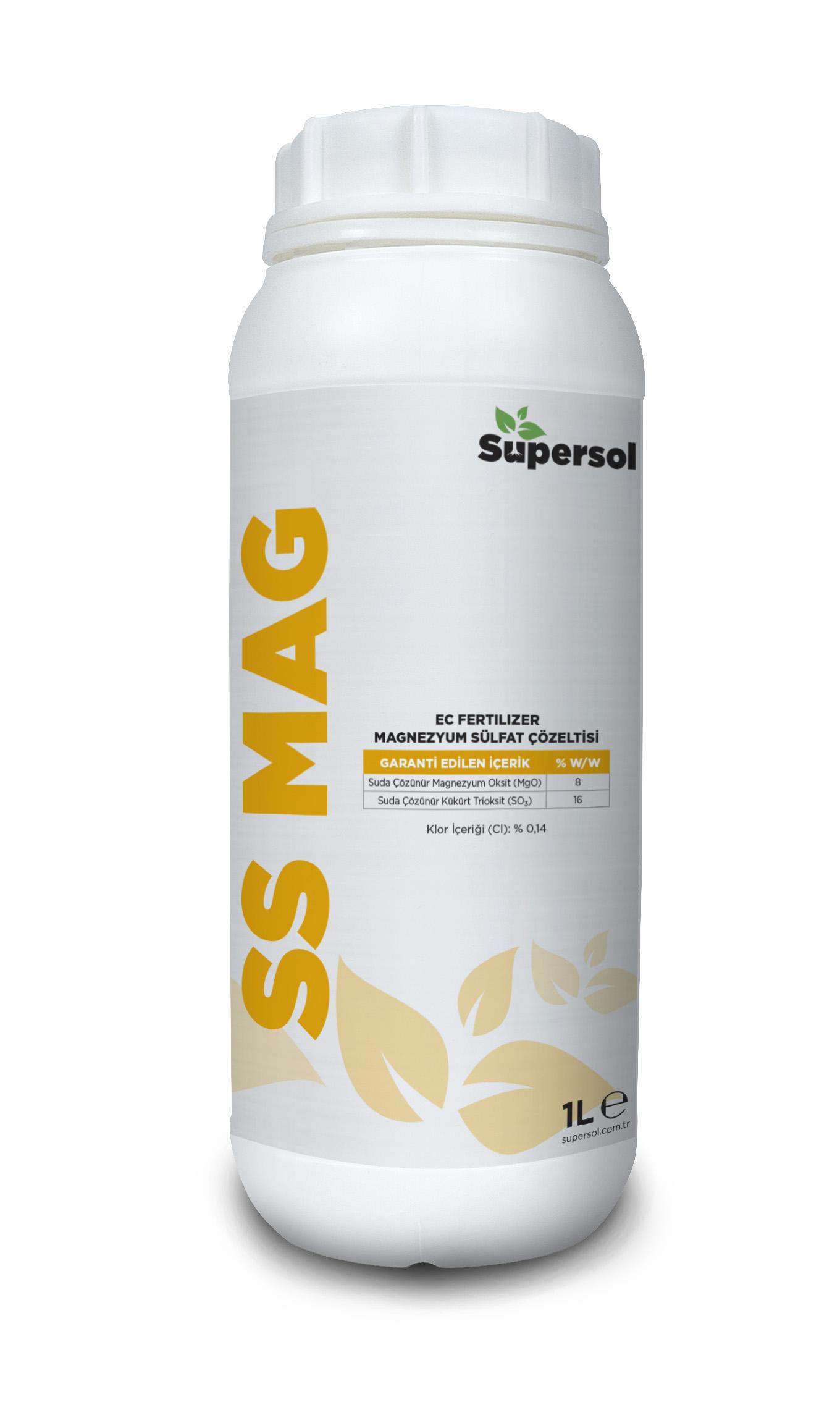 SS MAG  ( Magnezyum Sülfat Çözeltisi)