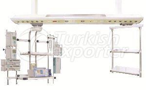 Ceiling Mounted Intensitive Care Units