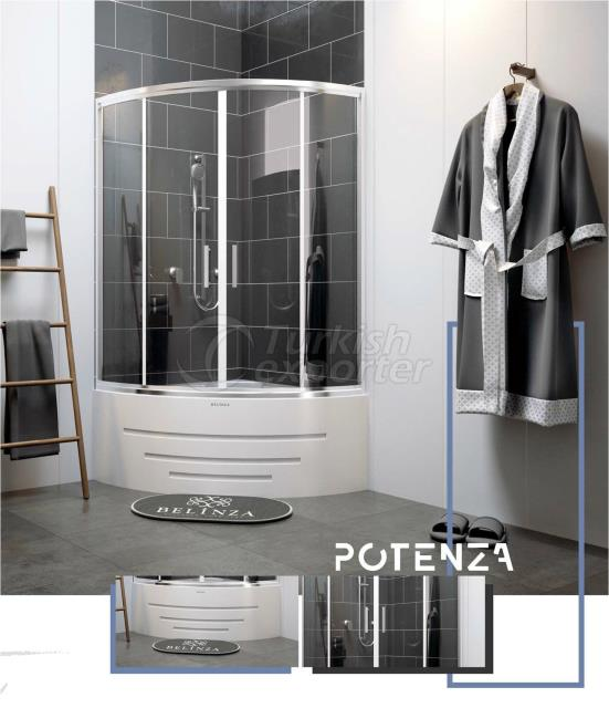 POTENZA MODEL SHOWER CABINET