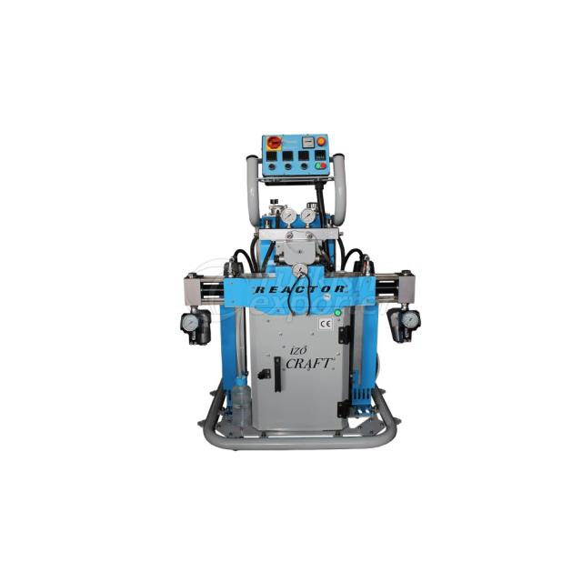 Reactor Izocraft Polyurethane Machine