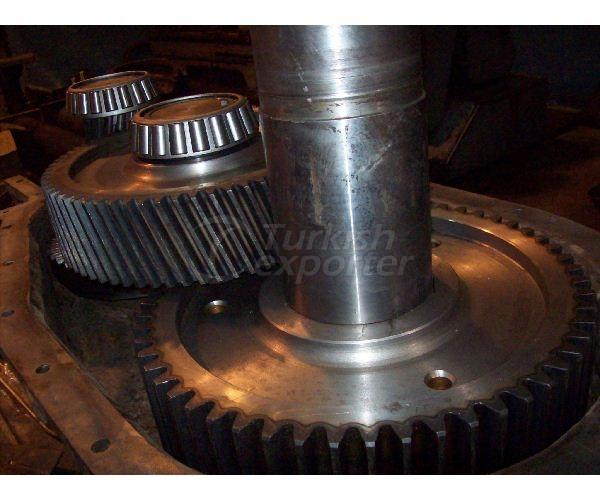 Reductor Transmission Gears