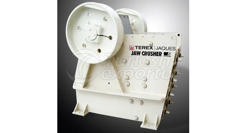 Terex Jaques ST Serisi Çeneli Kırıc