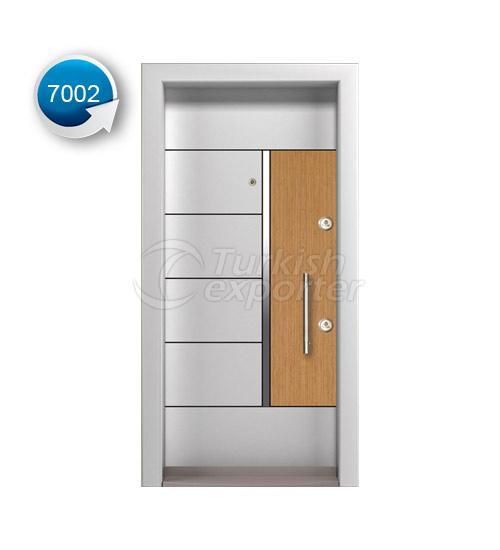 Çelik Kapı Zenth 7002