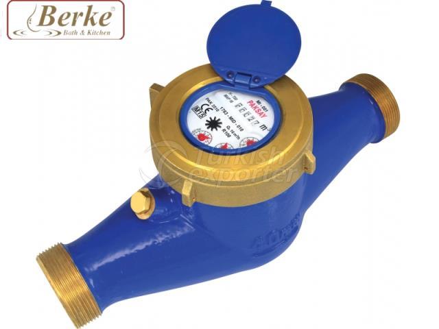 Model 3516 Water Meter  Multijet, Dry System, Cold