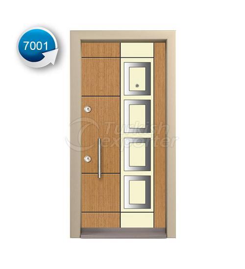 Çelik Kapı Zenth 7001
