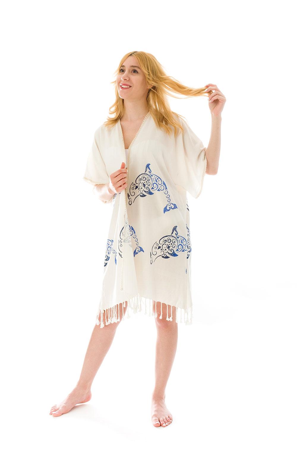 NINA BEACH DRESS