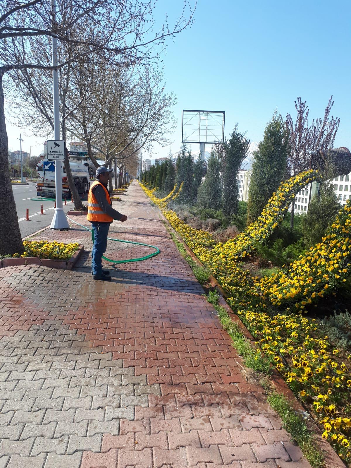 Mobilier Urbain - Flower Wave