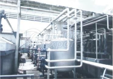 Instalação de Tubo Inoxidável