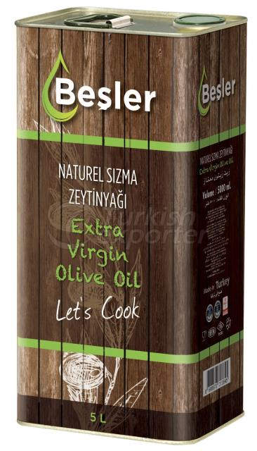 Extra Virgin Olive Oil 5lt