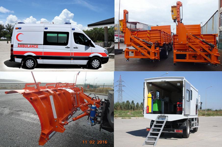 On-Vehicle Equipments