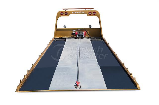 Sliding Platform Recoveries