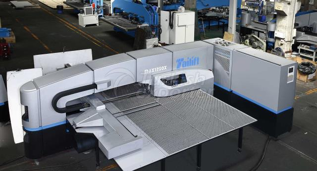 Metal Cutting and Bending with CNC