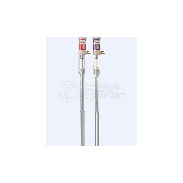 Polyurethane Barrel Transfer Pump