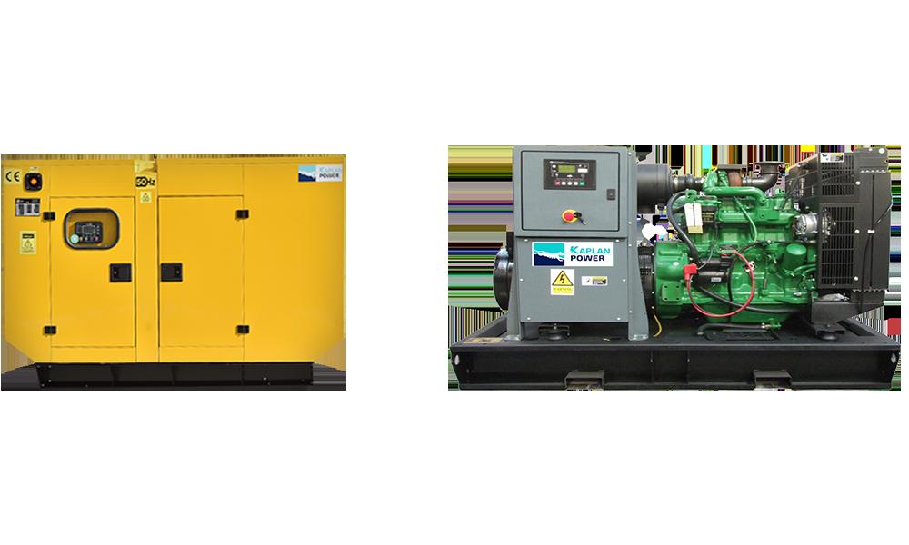 Generator KPS 850