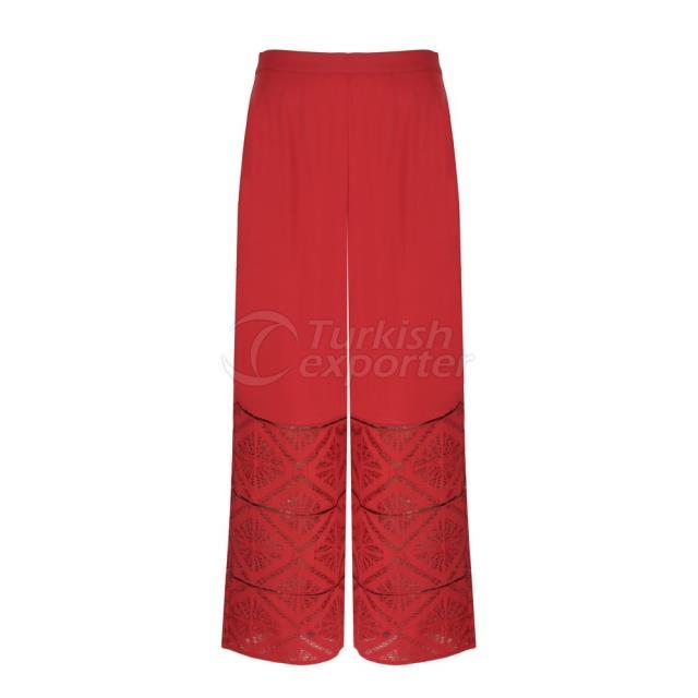 Trousers Milos - W18S-L005-PN-R147