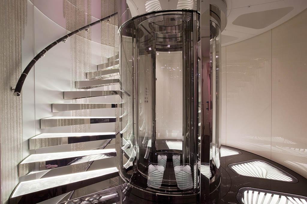 مصعد هيدروليك