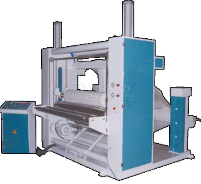 Nonwoven Sarma Ve Kesme Makinesi V3500