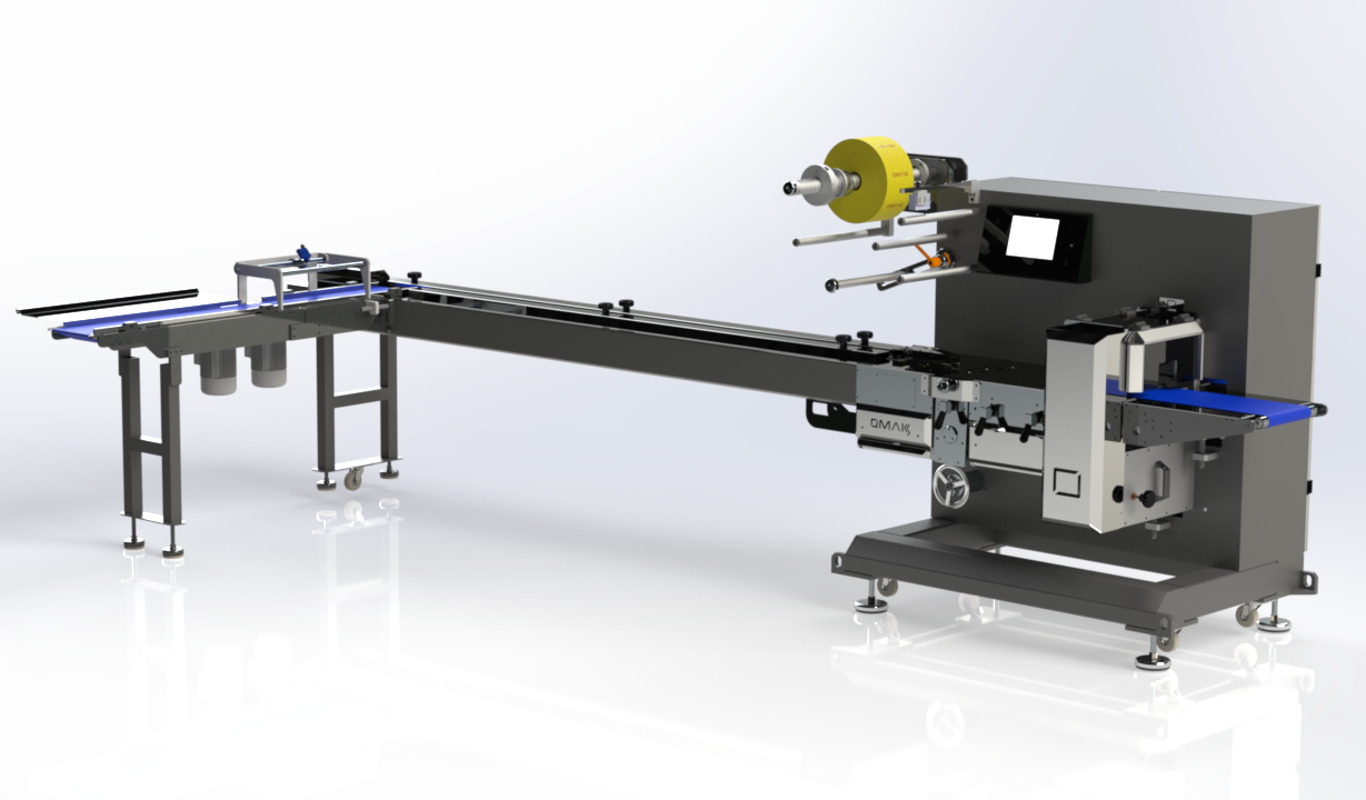E-Motion Packing Machinery