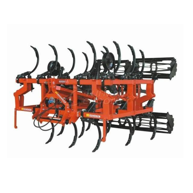 Chisel Type Cultivator