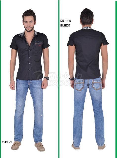 Mens Tops - T-shirts CB-1145